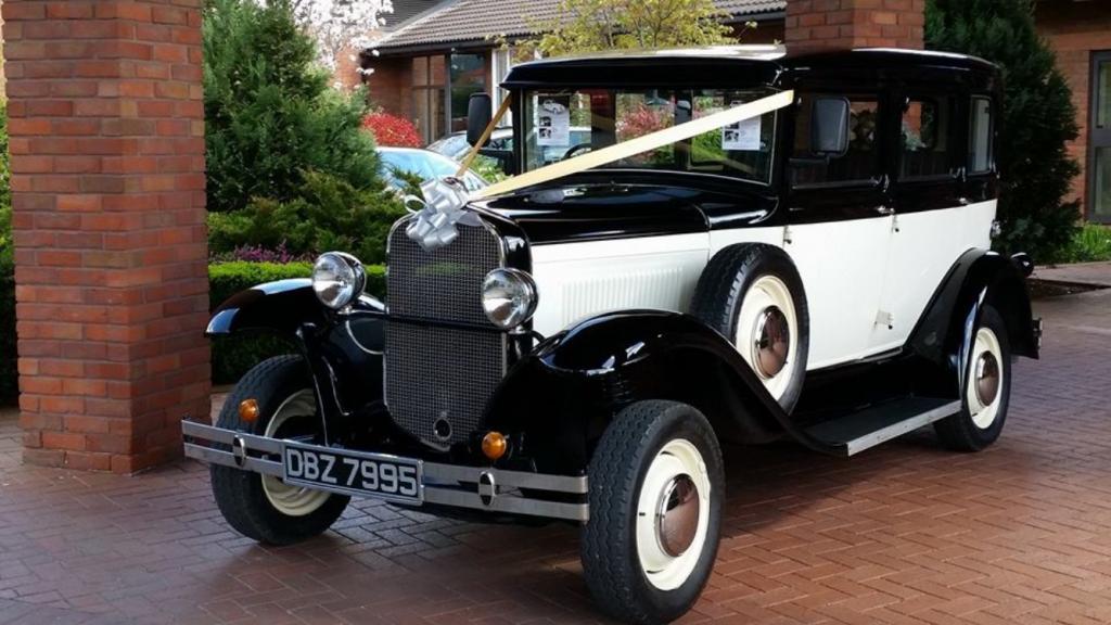 Heritage Burghwallis Wedding Car