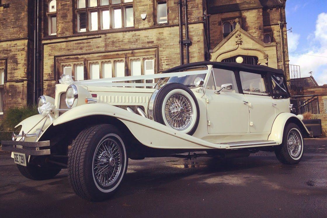 Bb Wedding Cars Leeds Modern Classic Vw Weddings Car Hire